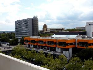 Technische Universität Dortmund, Campus