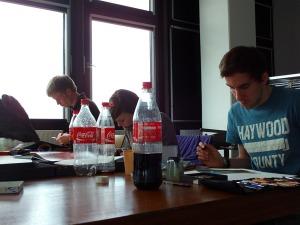 TU Dortmund, Studierende, Brainbooster-Brause