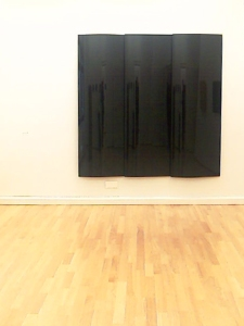 Gert Riel, Galerie Anja Rumig, Ausstellungsansicht